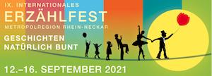 Erzählfestival September 2021 Ludwigshafen